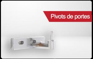 Pivots de portes