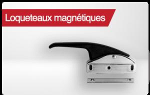 loquetaux magnetiques