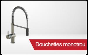 mini douchette Confort Clean monotrou